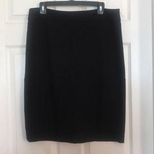 Talbots straight skirt